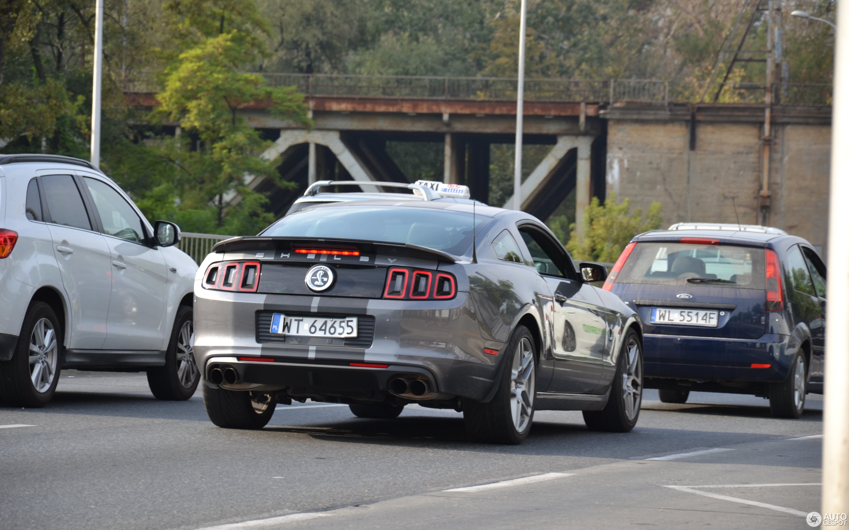 Ford Mustang Shelby GT500 2013 20 September 2014 Autogespot