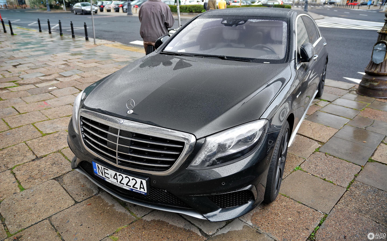 Mercedes Benz S 63 AMG V222 22 September 2014 Autogespot