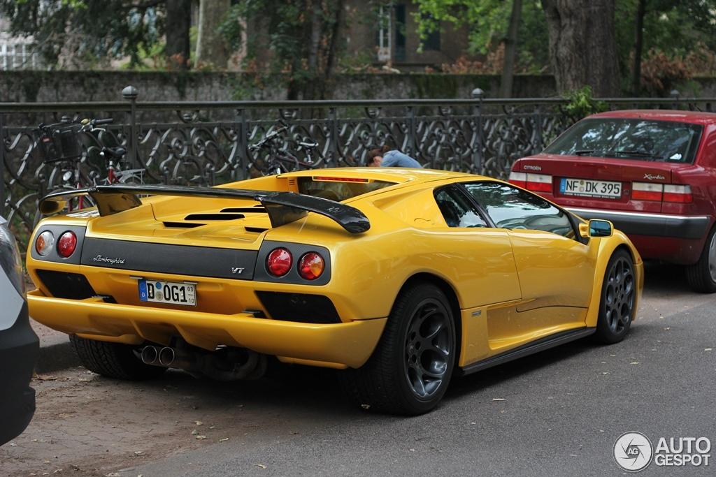 Lamborghini Diablo Vt 6 0 24 September 2014 Autogespot