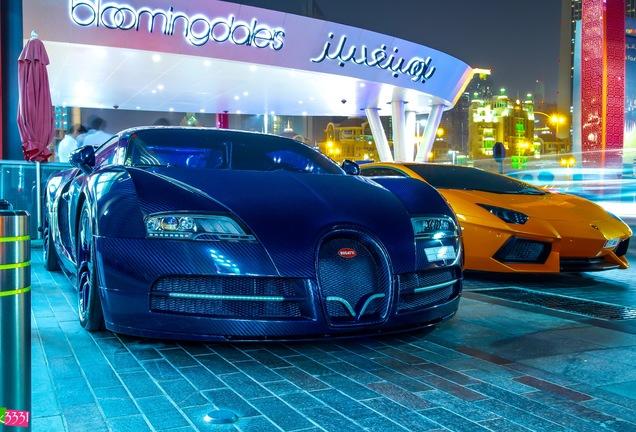 Bugatti Veyron 16.4 Mansory Empire Edition