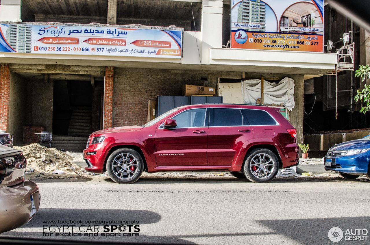 jeep grand cherokee srt 8 2012 27 september 2014 autogespot. Black Bedroom Furniture Sets. Home Design Ideas