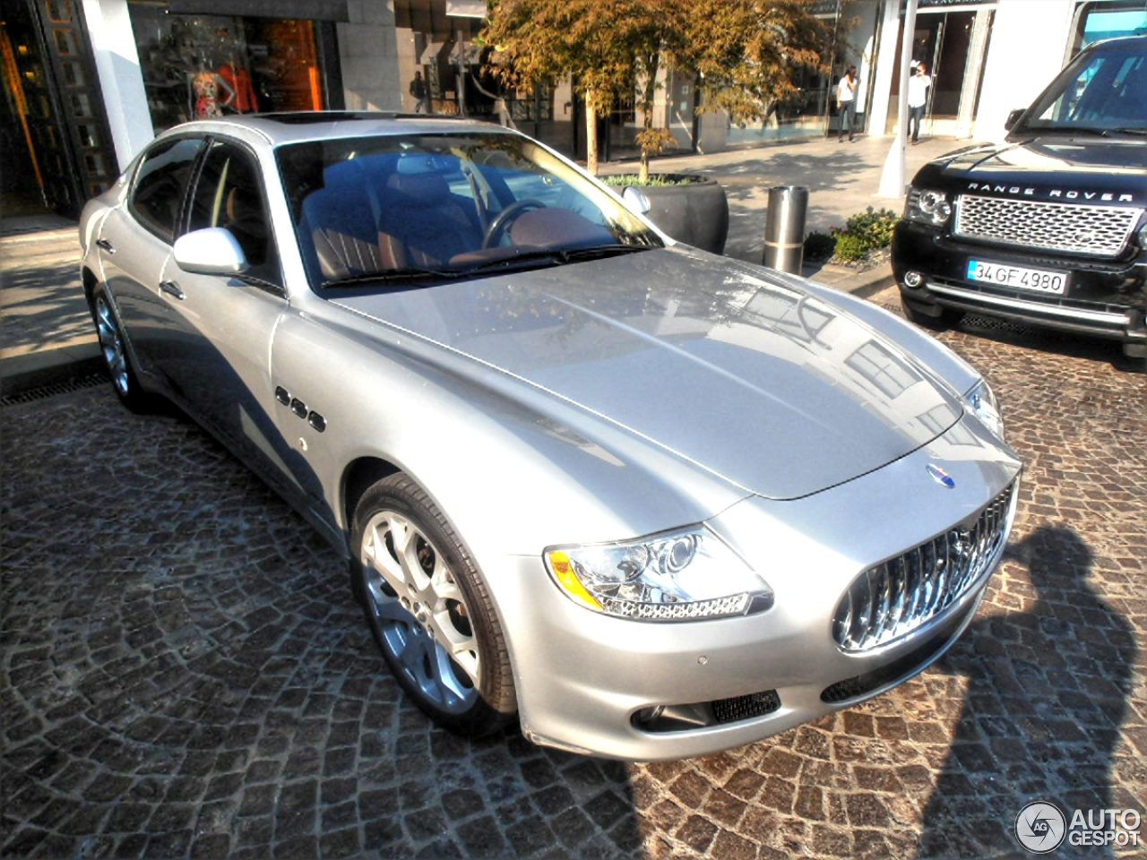 Maserati Quattroporte 2008 - 28 september 2014 - Autogespot