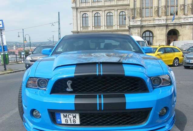 Ford Mustang DF Tuning Shelby GT500