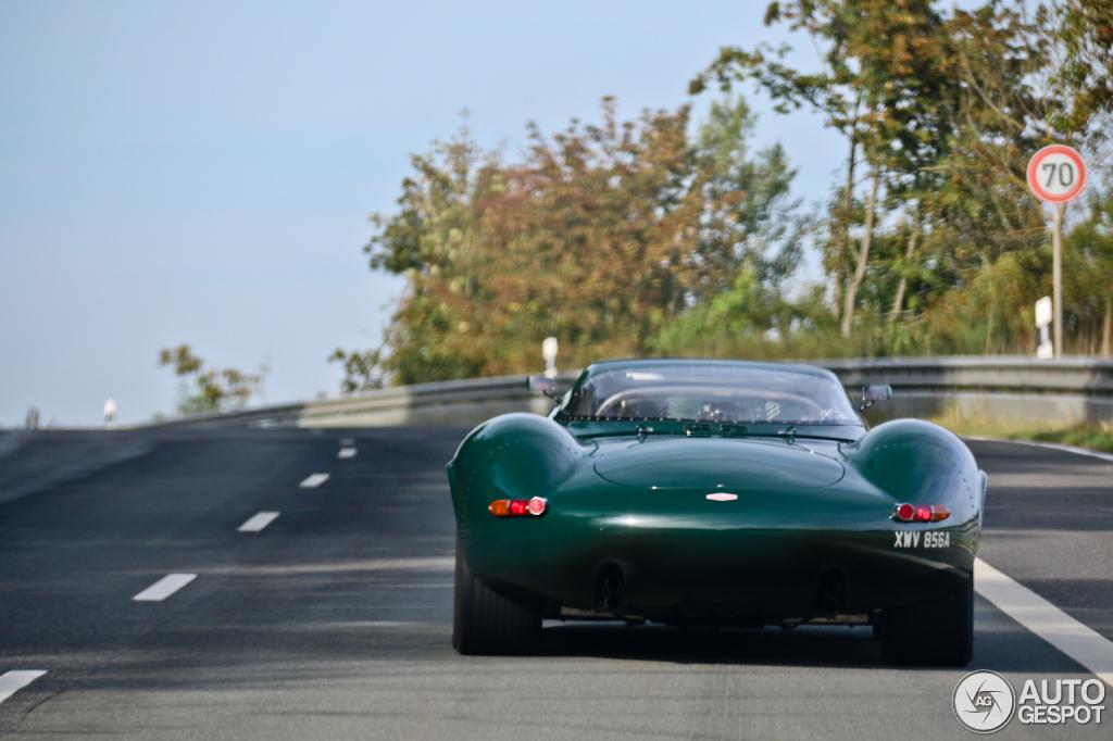 Jaguar XJ13 Replica - 29 September 2014 - Autogespot