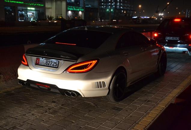Mercedes-Benz Wald CLS 63 AMG C218 Black Bison Edition