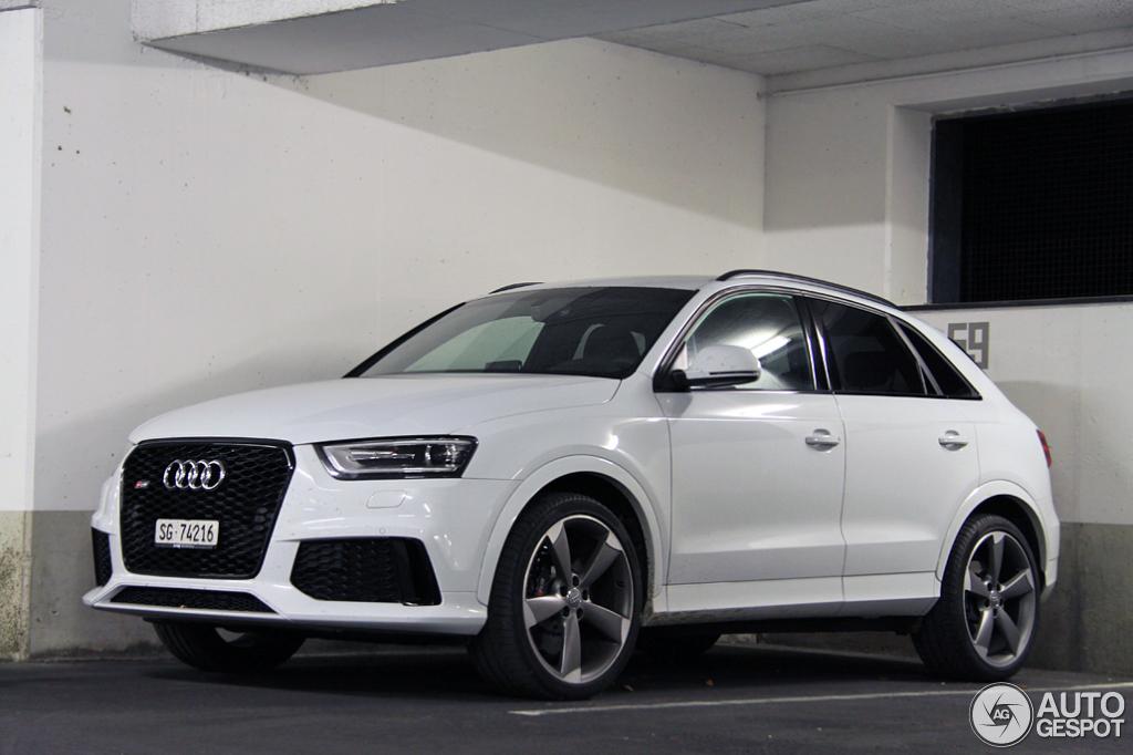 Audi Rs Q3 4 Oktober 2014 Autogespot