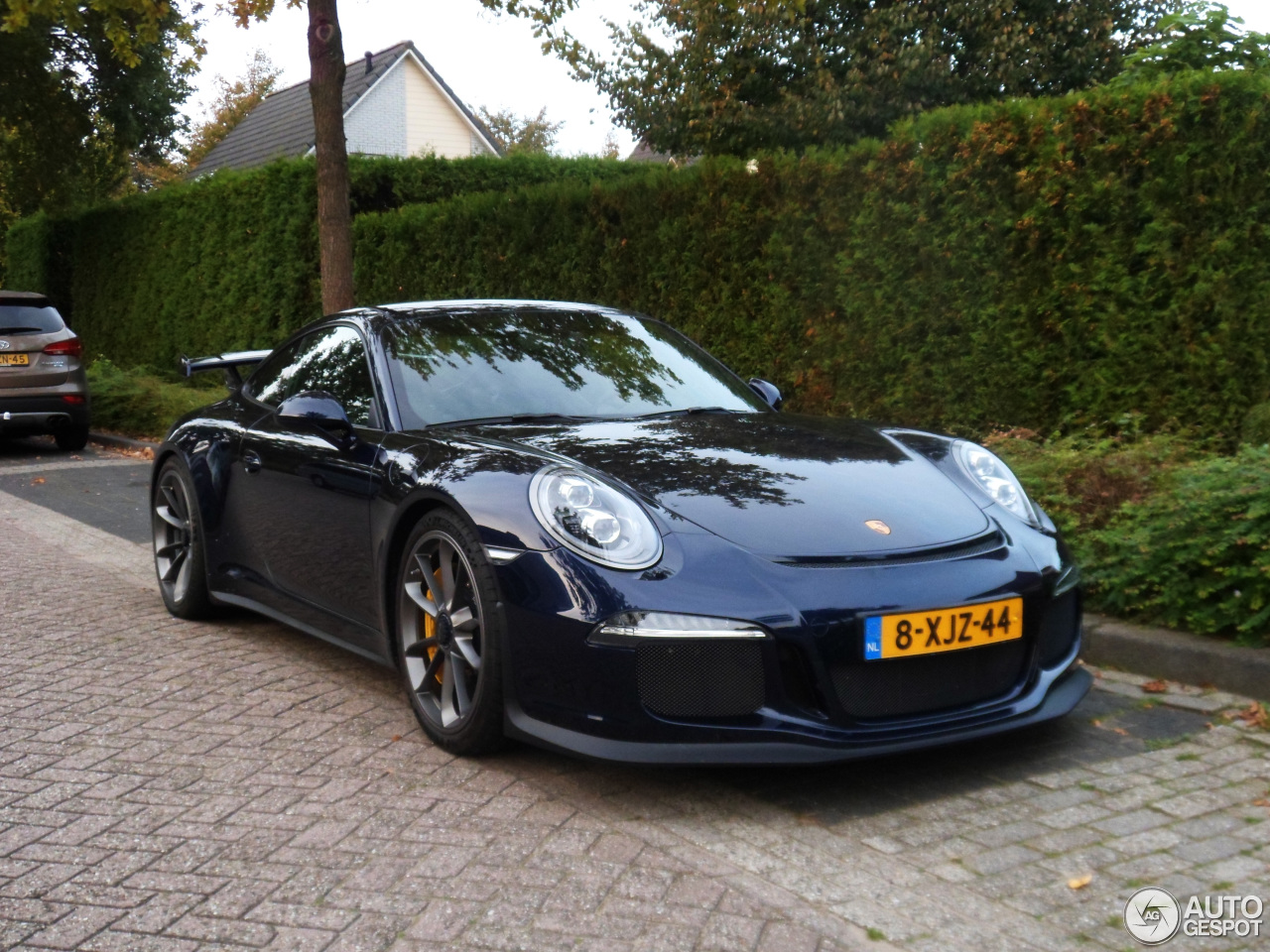 porsche 991 gt3 4 october 2014 autogespot. Black Bedroom Furniture Sets. Home Design Ideas