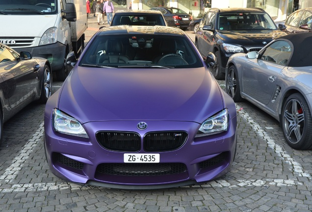 BMW G-Power M6 F13