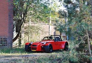 Donkervoort D8 270 GT4