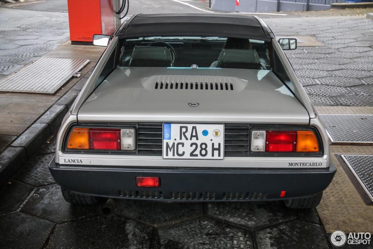 Lancia Beta Montecarlo - 5 October 2014