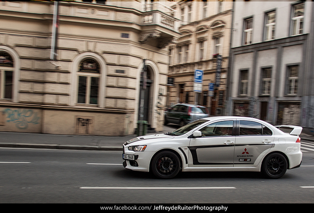 Mitsubishi Lancer Evolution X MR Ralliart
