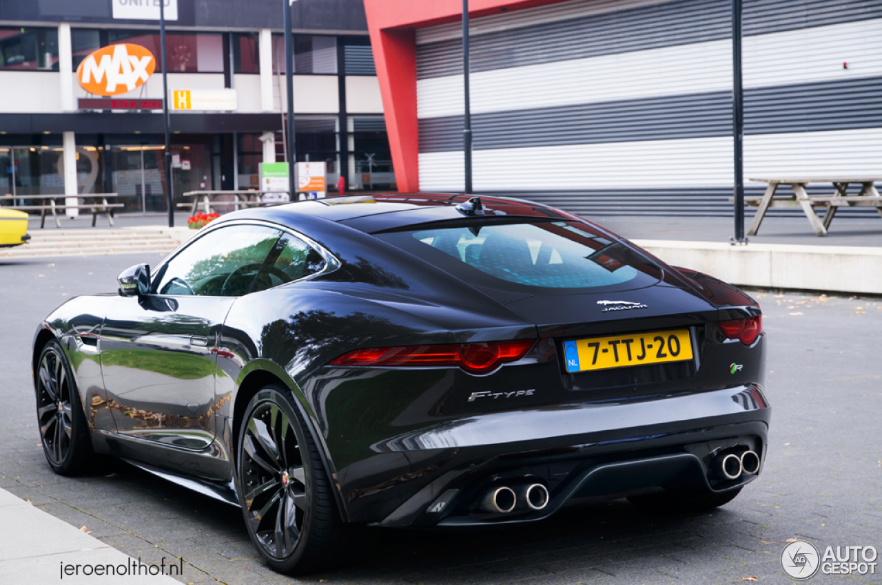 jaguar f type r coup 6 october 2014 autogespot. Black Bedroom Furniture Sets. Home Design Ideas