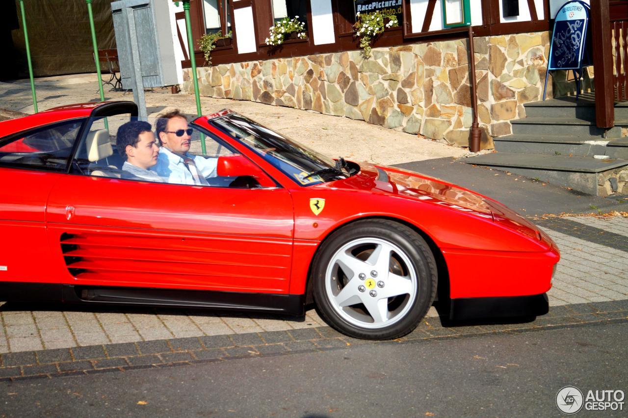 Ferrari 348 Ts 9 October 2014 Autogespot