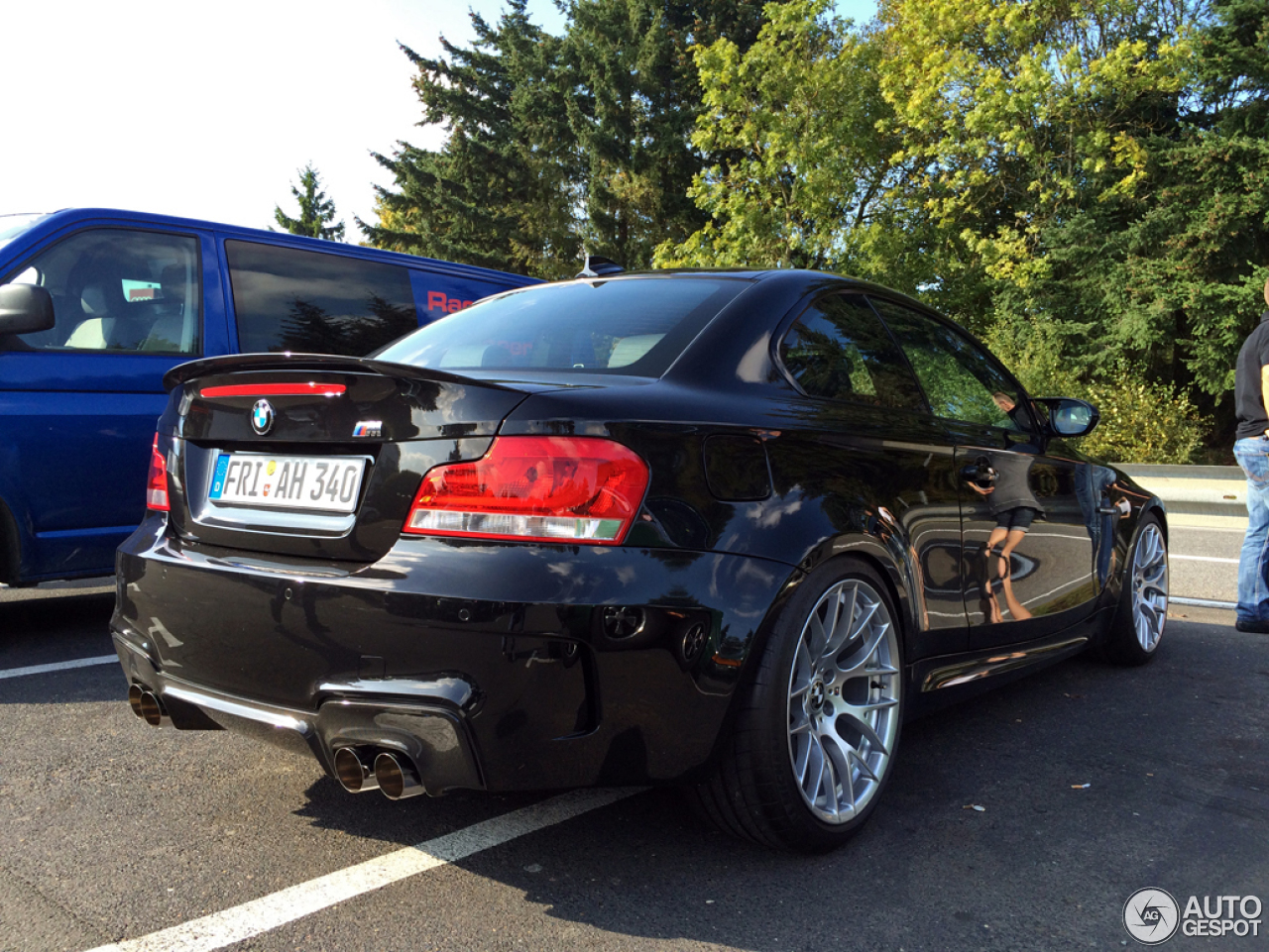 bmw 1 series m coup233 11 october 2014 autogespot