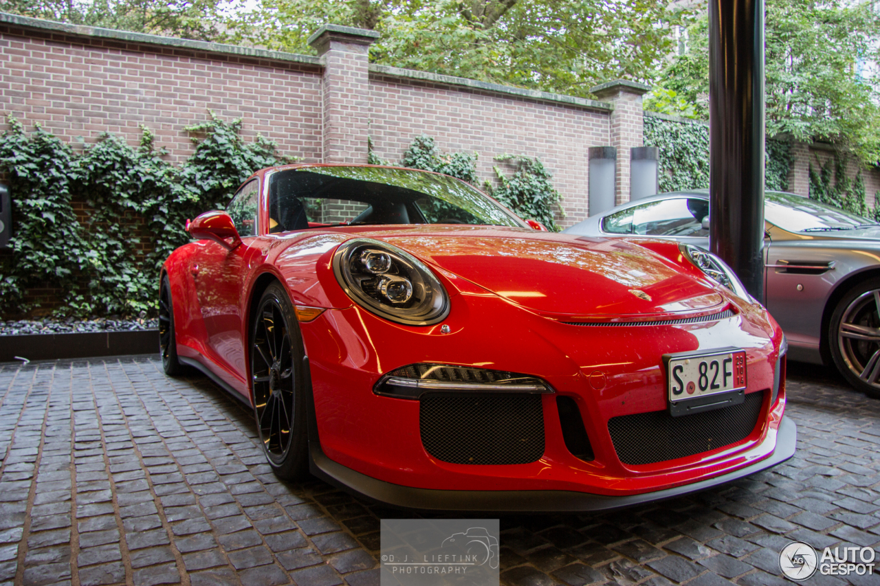 porsche 991 gt3 11 october 2014 autogespot. Black Bedroom Furniture Sets. Home Design Ideas