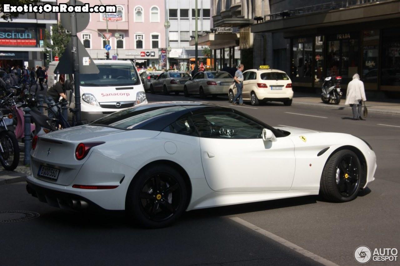 Ferrari California T 12 October 2014 Autogespot