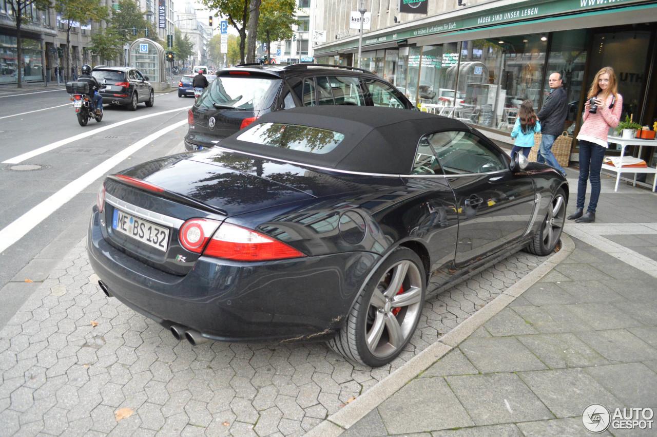 Jaguar XKR Portfolio Convertible