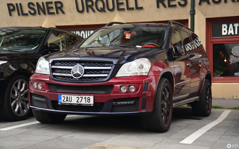 Mercedes Benz Brabus GL 63 Biturbo 12 October 2014 Autogespot