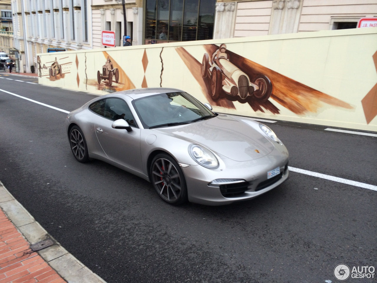 Porsche 991 Carrera S - 13 October 2014