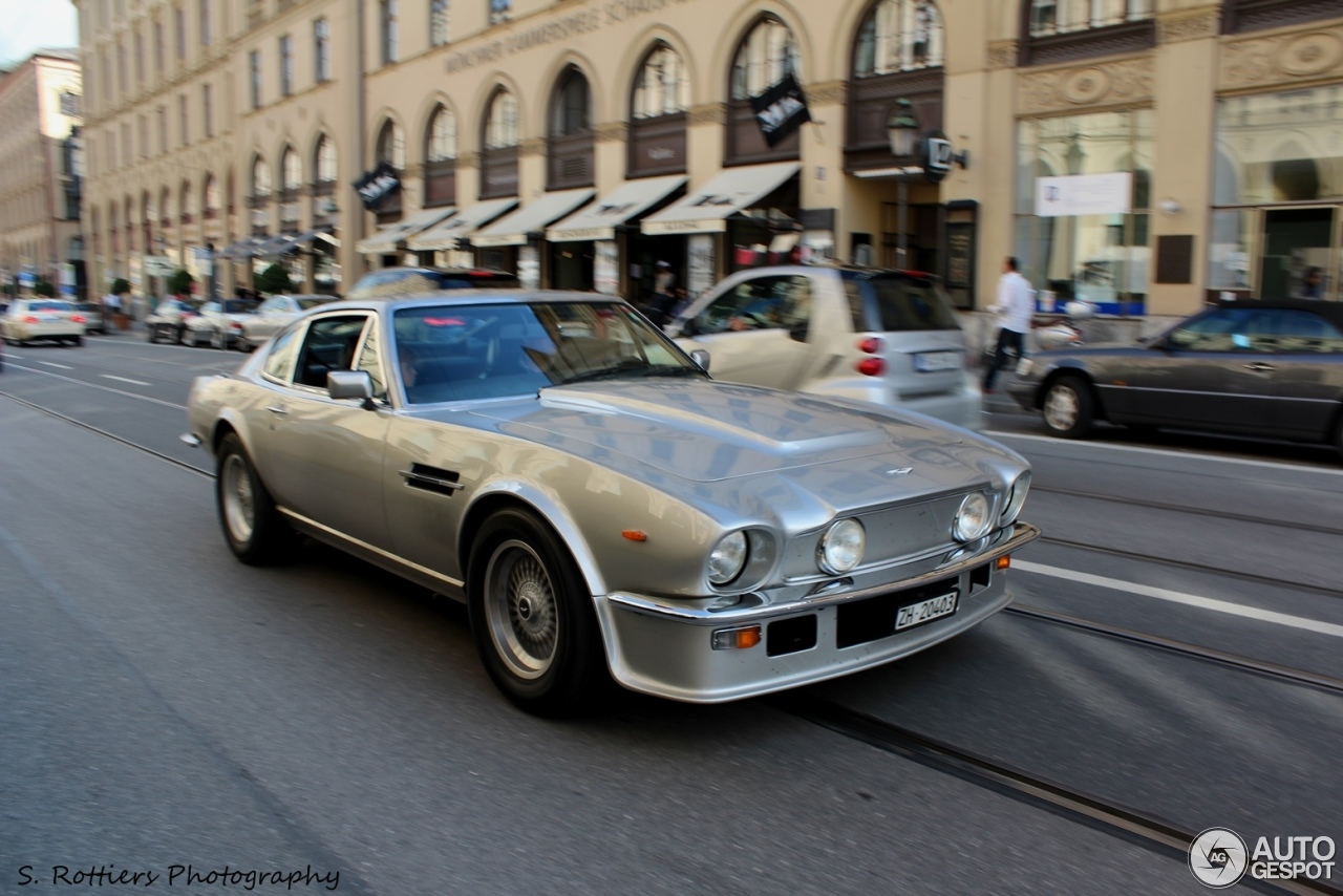 aston martin v8 vantage 1977 1989 15 october 2014 autogespot. Black Bedroom Furniture Sets. Home Design Ideas