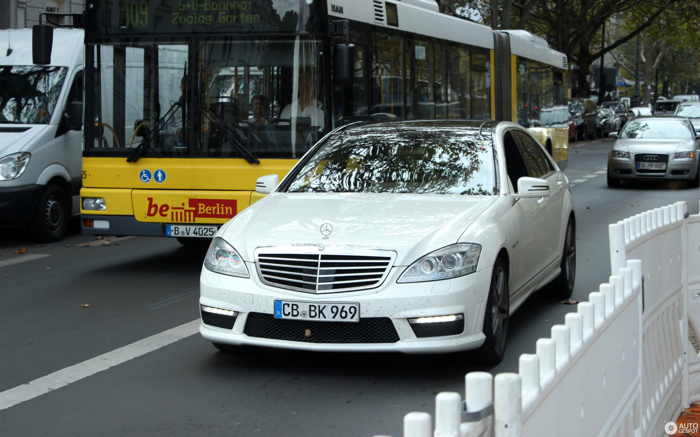 Mercedes Benz S 63 AMG W221 2011 15 Oktober 2014 Autogespot