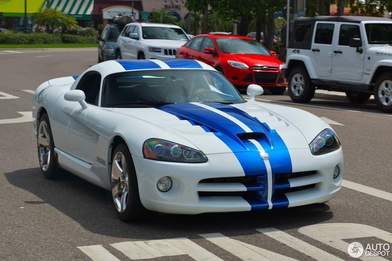Dodge Viper Srt 10 Coup 233 2008 21 October 2014 Autogespot