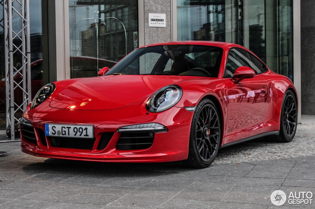 Porsche 991 Carrera Gts 21 October 2014 Autogespot