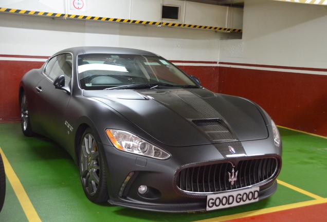 Maserati Mansory GranTurismo
