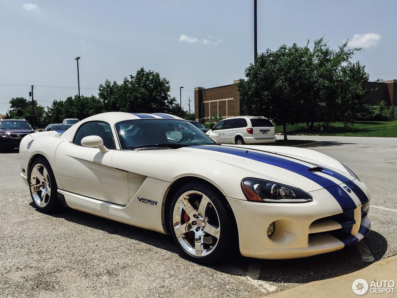 Dodge viper 2014 srt 10