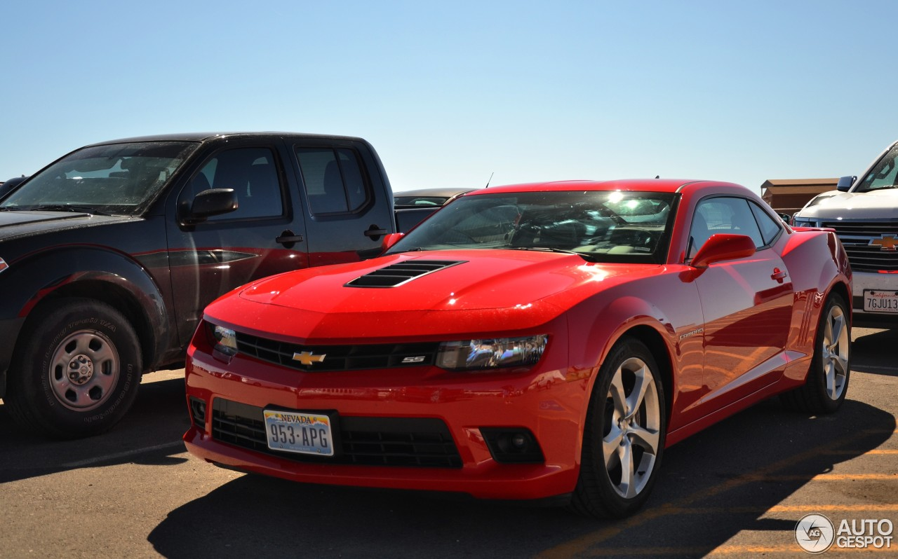 Chevrolet Camaro Ss 2014 28 October 2014 Autogespot