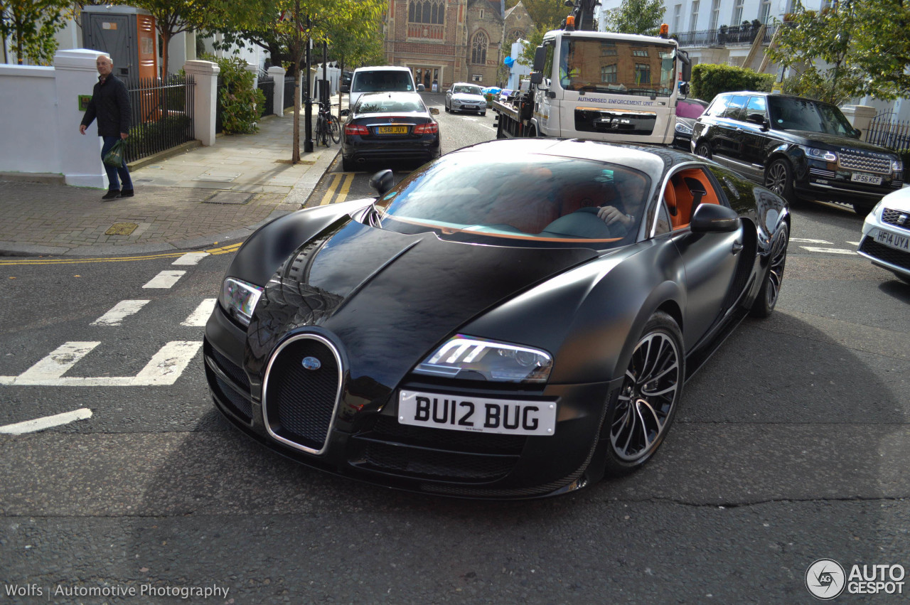 bugatti veyron 16 4 super sport sang noir 30 october 2014 autogespot. Black Bedroom Furniture Sets. Home Design Ideas