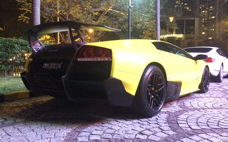 Lamborghini Murciélago LP670 4 SuperVeloce