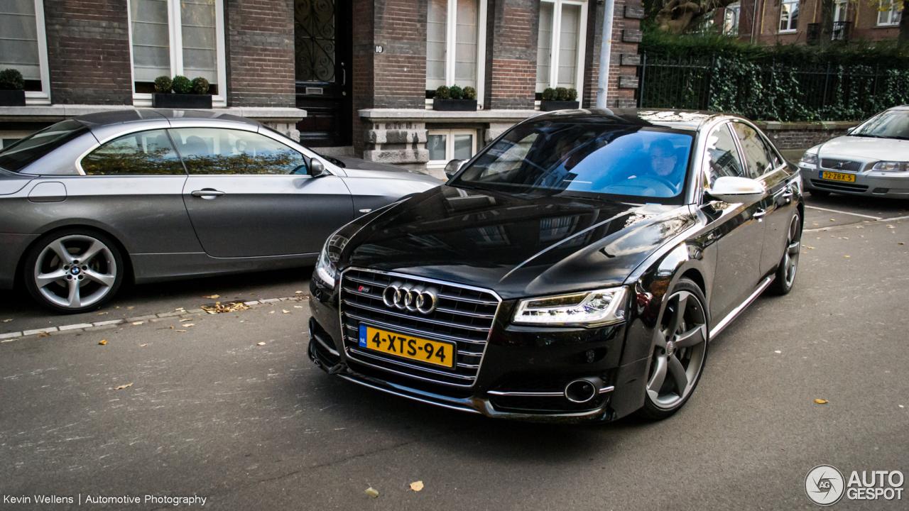 Audi S8 D4 2014 - 2 November 2014 - Autogespot