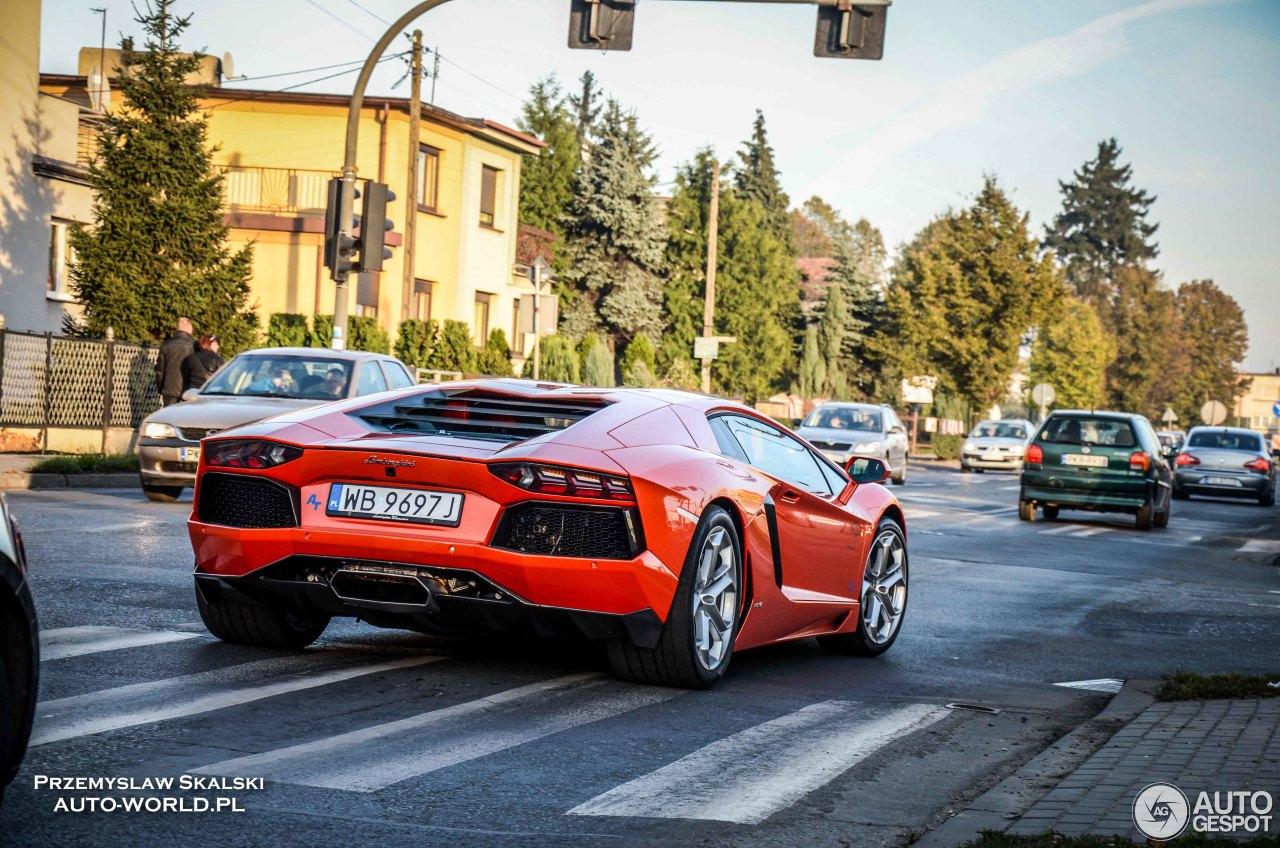 Lamborghini Aventador Lp700 4 2 November 2014 Autogespot