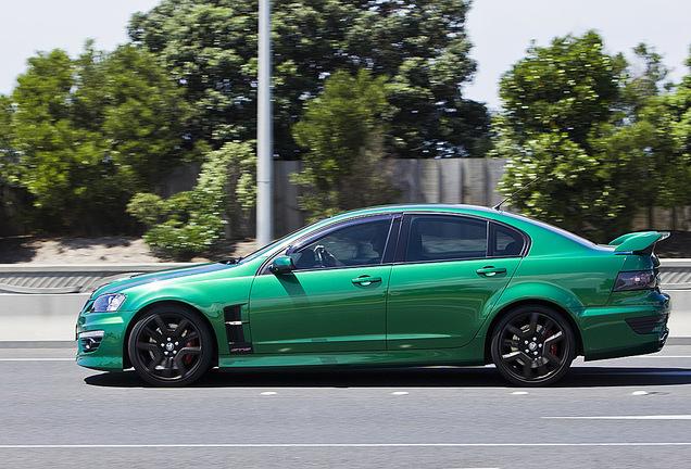 Gespot: Holden HSV E Series Club Sport R8