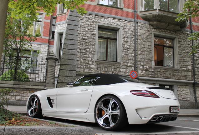 Mercedes-Benz MEC Design SLS AMG Roadster