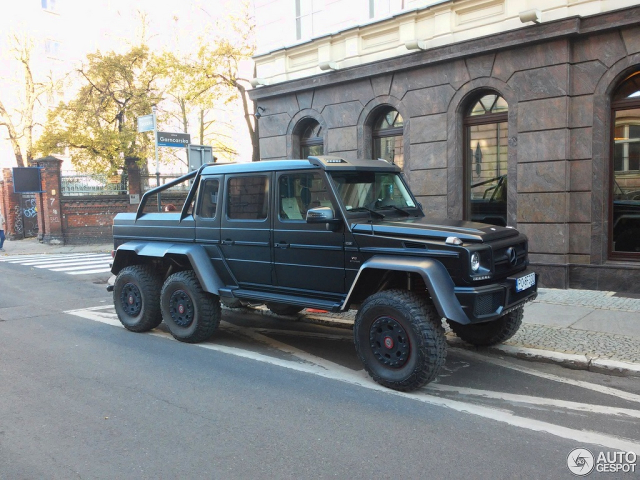 mercedes benz g 63 amg 6x6 4 listopad 2014 autogespot. Black Bedroom Furniture Sets. Home Design Ideas