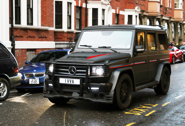 Exotic car spots worldwide hourly updated for Mercedes benz hamann