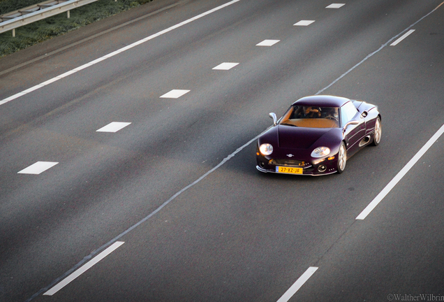 Spyker C8 Spyder SWB