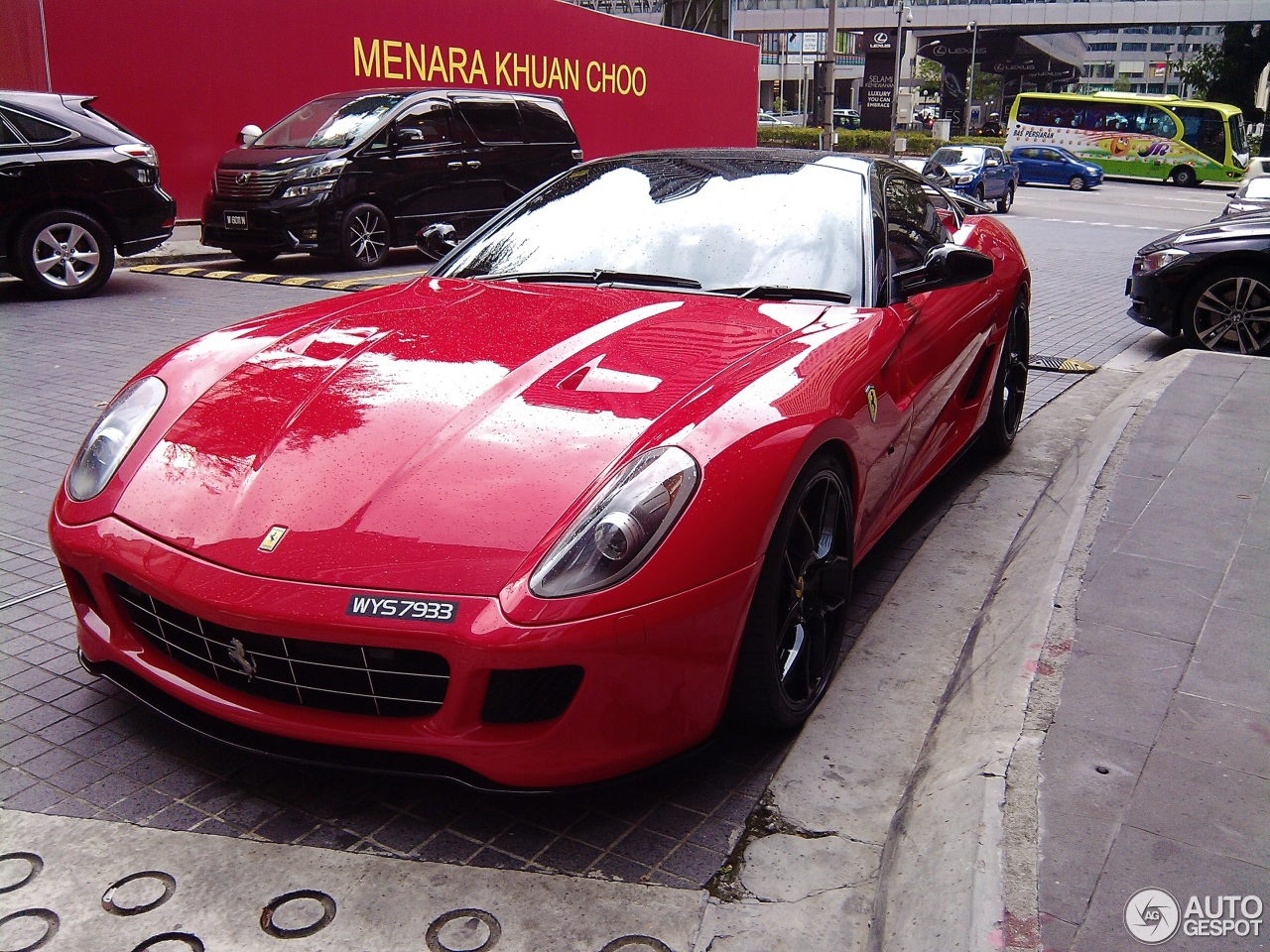 Ferrari 599 Gtb Fiorano Novitec Rosso 11 November 2014
