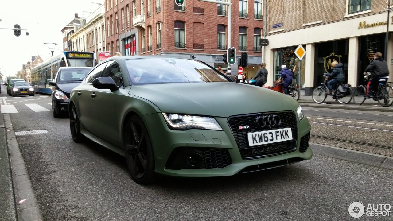 Audi Rs7 Sportback 13 Novembre 2014 Autogespot