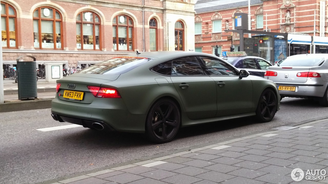 Audi Rs7 Sportback 13 November 2014 Autogespot