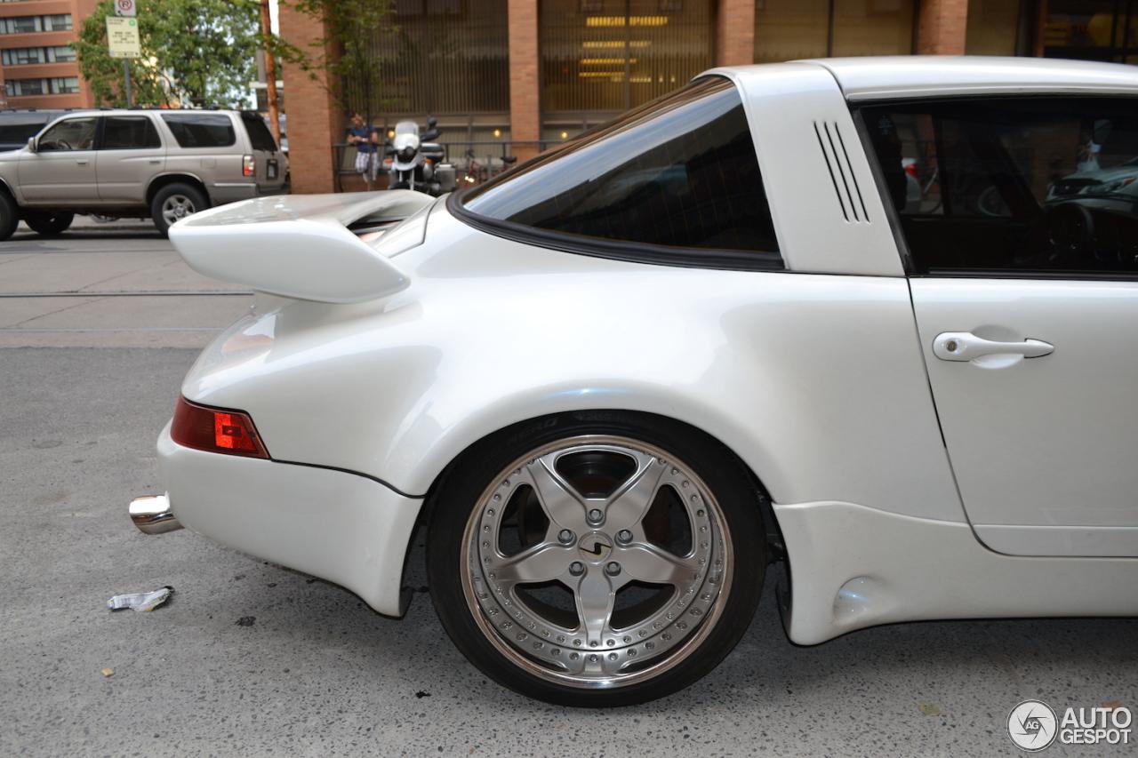 Porsche 964 Strosek Turbo Targa 15 November 2014
