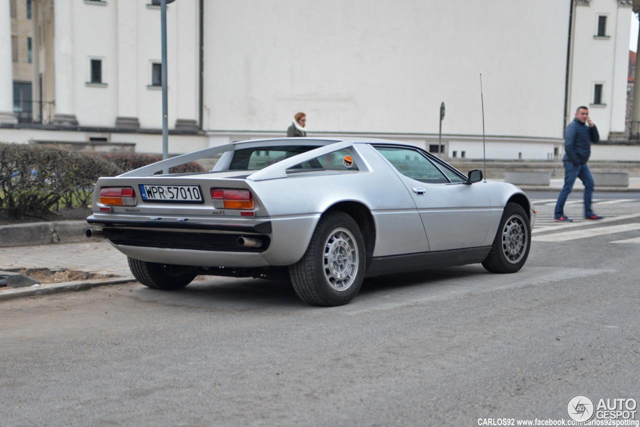 Maserati Merak 2000 GT - 17 novembre 2014 - Autogespot