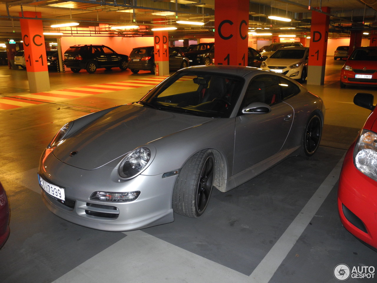 Porsche 997 Techart Carrera S MkI