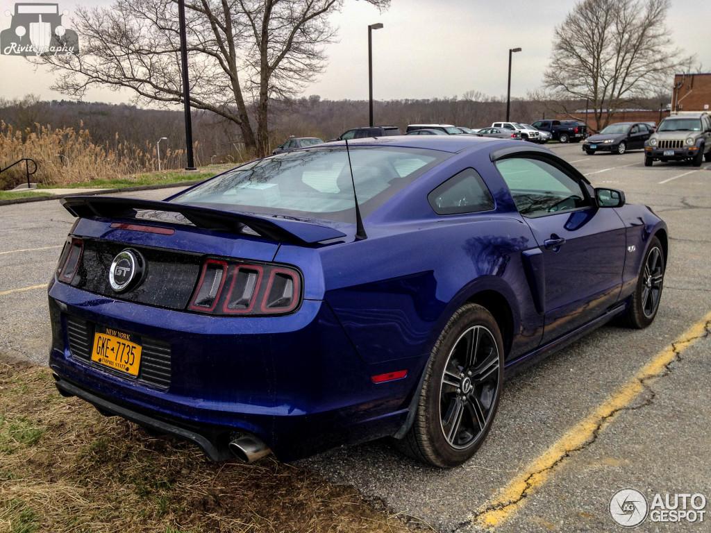 Ford Mustang GT California Special 2013 - 27 November 2014 ...