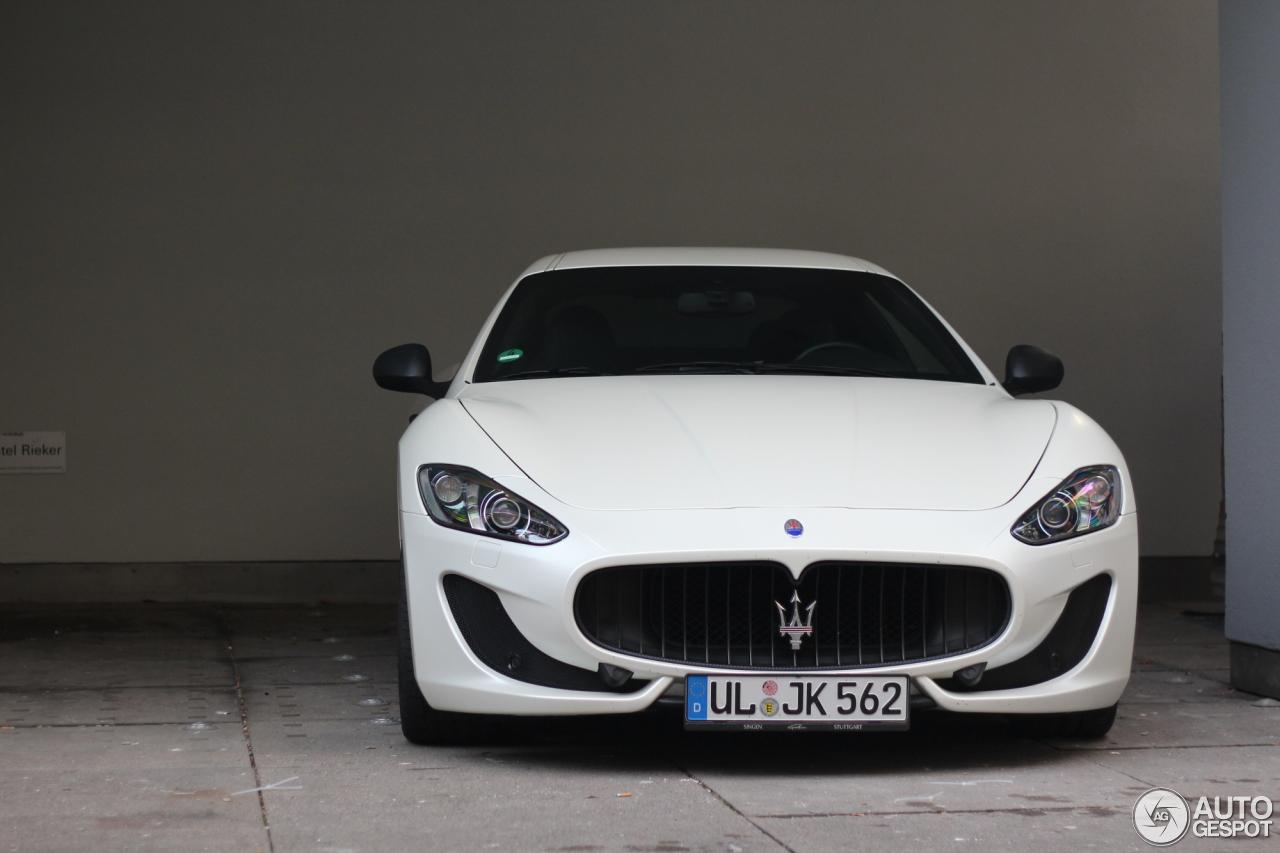 Maserati granturismo sport 27 noviembre 2014 autogespot for A salon aurora mo