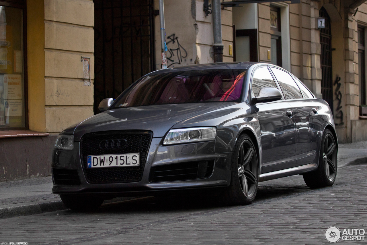 audi rs6 plus sedan c6 28 november 2014 autogespot. Black Bedroom Furniture Sets. Home Design Ideas