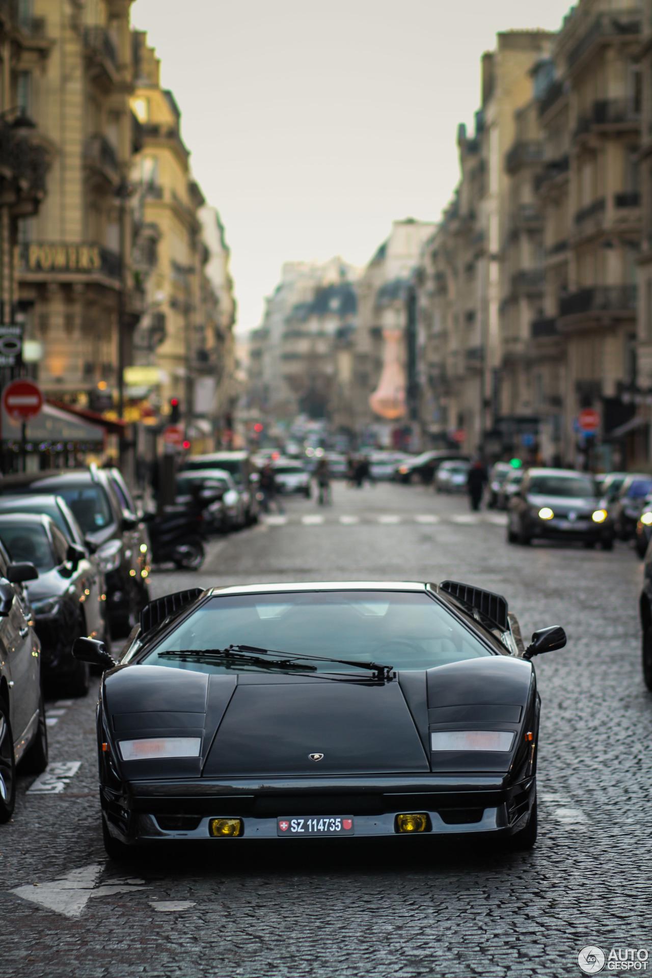 Lamborghini Countach 25th Anniversary 29 November 2014