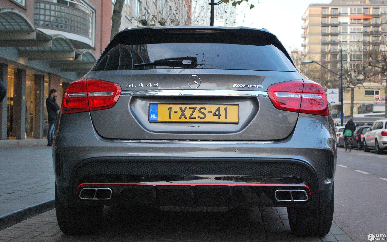 Mercedes Benz GLA 45 AMG Edition 1 29 November 2014 Autogespot